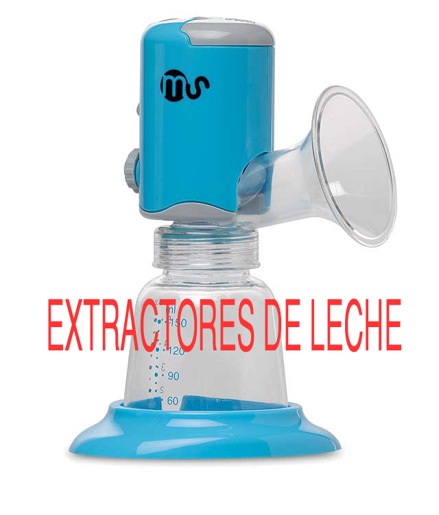 Extractores de leches (sacaleches)